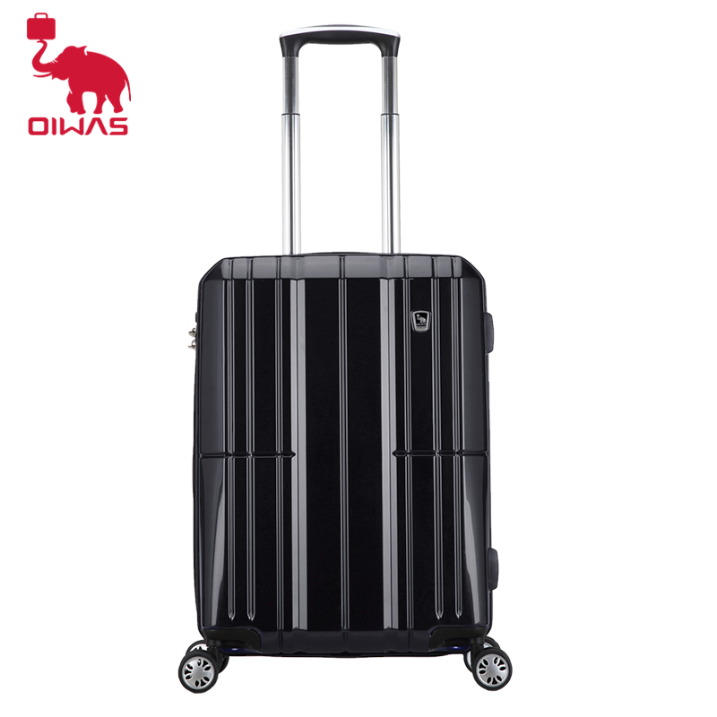 OIWAS OCX6176 28 inch Suitcase Luggage Travel Bag  Women&Men Rolling Spinner Wheel Customs Lock Trolley Suitcase oiwas top brand suitcase rolling luggage bag trolley 24 inch maletas spinner wheel customs lock business travel large capacity