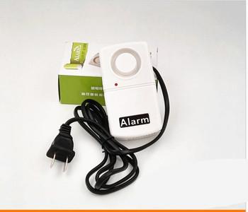 Automatyczne 120db bez zasilania awarii awarii Alarm Waring syreny wskaźnik LED domu tanie i dobre opinie computer Alarm wireless Karty RFID