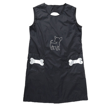 Nylon Grooming Apron with Pockets