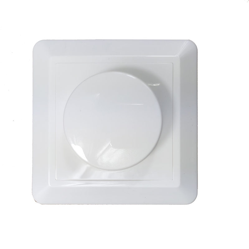 Europea Standard 200W Max 200-240V Pro-Dim Trailing Edge Dimmer Switch For Dimmable LED, Halogen And Incandescent Light