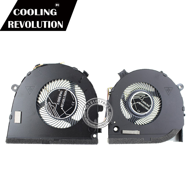 NEW CPU+GPU COOLING FAN FOR Dell G5 15 5587 (G5587) DP/N 0TJHF2 DP/N 0GWMFV