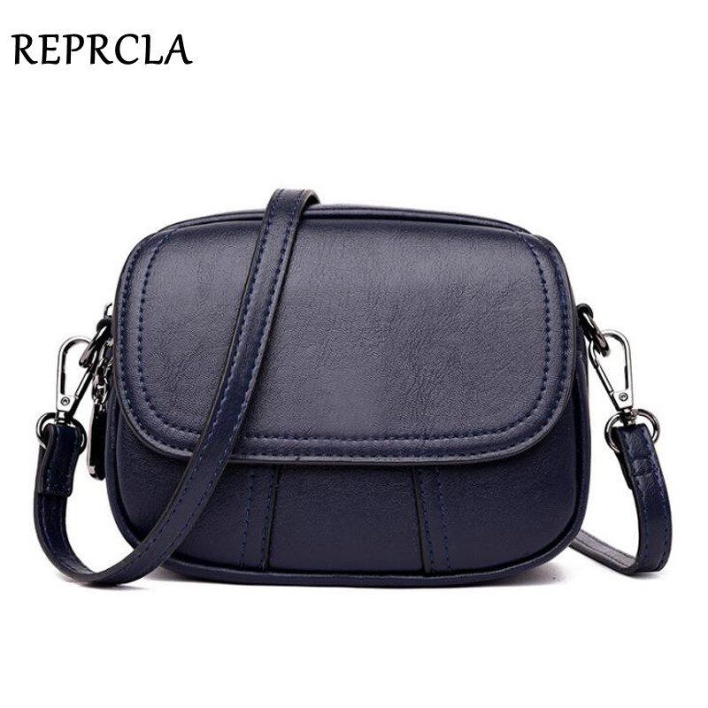 6f5088b38 REPRCLA 2019 Hot Crossbody bolsas para mujeres moda pequeñas bolsas de  mensajero niñas bolso de hombro