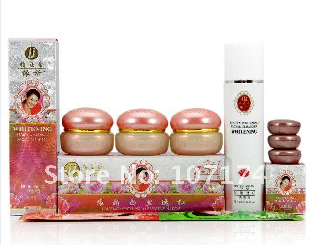 Original YiQi Beauty Whitening cream 2 1 Effective In 7 days