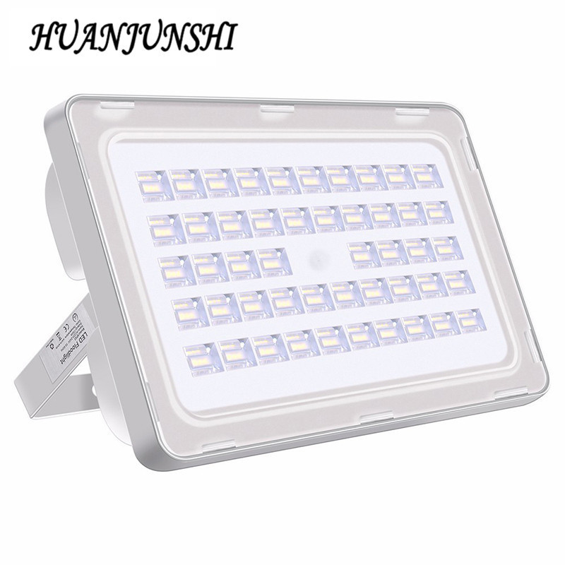 5stk LED Flood Light 150W LED Floodlight IP65 Vandtæt AC 200-240V LED Spotlight Refletor LED Udendørsbelysning Havelampe