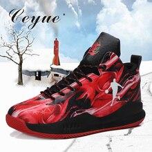 Ceyue Men Basketball Shoes Jordan shoes Midium Cut Basketball Sneakers Sport Shoes Zapatillas Basquetbol Basket Homme