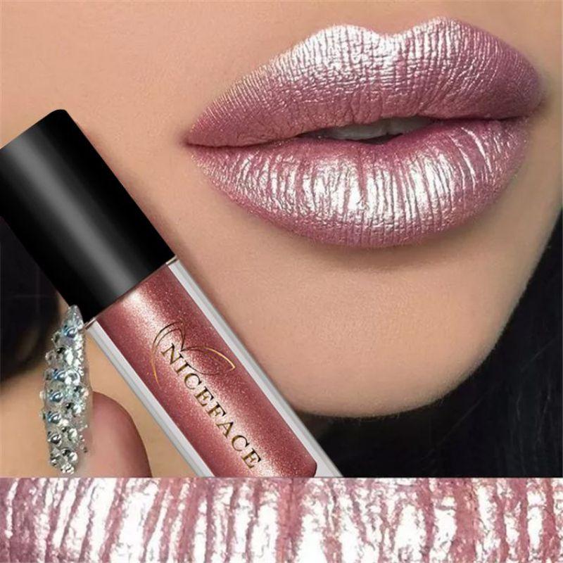 Макияж длительный водонепроницаемый жидкая матовая помада для губ Sexy макияж для женщин Косметика Новинка
