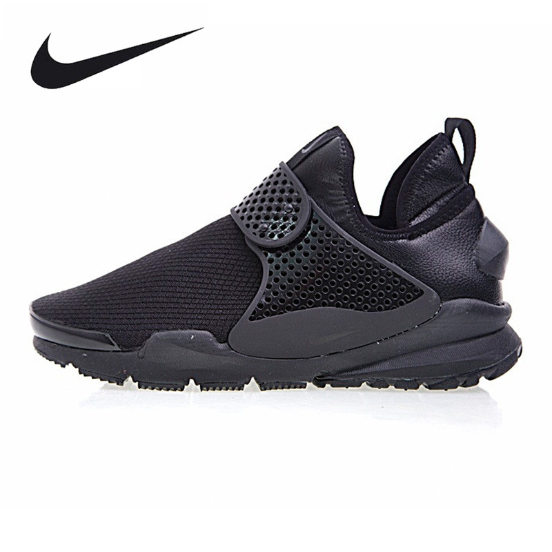 Nike Sock Dart Mid Men's Running Shoes, Outdoor Sneakers Shoes,Black/Blue, Breathable Non-Slip 924454 001 924454 400 mulinsen men s running shoes blue black red gray outdoor running sport shoes breathable non slip sport sneakers 270235