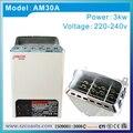 Amazon 3kw 220-240 v 50 hz mini barato sauna aquecedor de banho preço