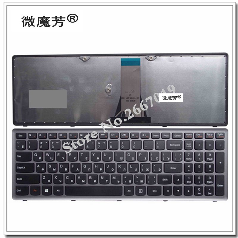 For Lenovo S500 S500C S500T Flex 15 15D S510p Z510 Spanish SP Backlit Keyboard