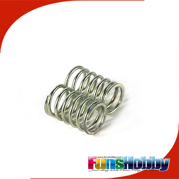 Motonica Rear Spring Grey, Extra-Soft (2 pcs)#15019R02 EXCLUDE SHIPMENT