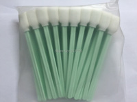 130MM Normal cleaning swab Solvent Resistant for all printer plotter swab for DX4/DX5 printhead