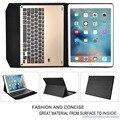 Аргументы за клавиатуры iPad Pro, Ультра-тонкий алюминиевый Bluetooth Клавиатура Портфолио Чехол для Apple ipad pro 12.9 7-дюймовый планшетный