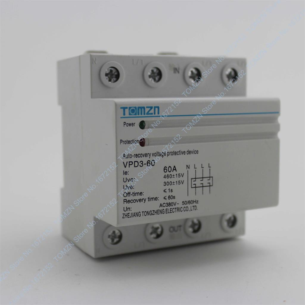 Compare Prices On Voltage Protection Relay Online ShoppingBuy - Protection relays and circuit breakers