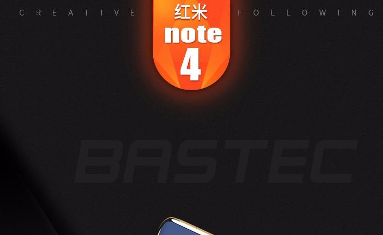 Xiaomi redmi note 4 bastec case luksusowe 3-w-1, odporna na wstrząsy matowe tarcza dysk back cover case dla xiaomi redmi note 4x 2