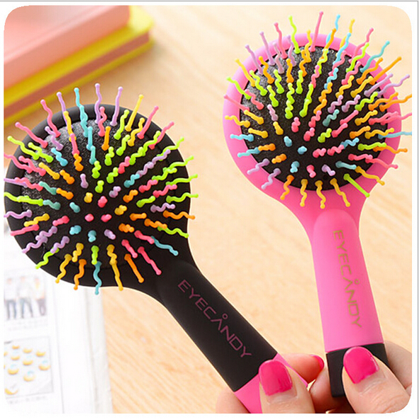 ФОТО 2014 New hot Professional Salon Hairstyles Hair Care Anti-static Hair Styling Comb Brushes Free shipping