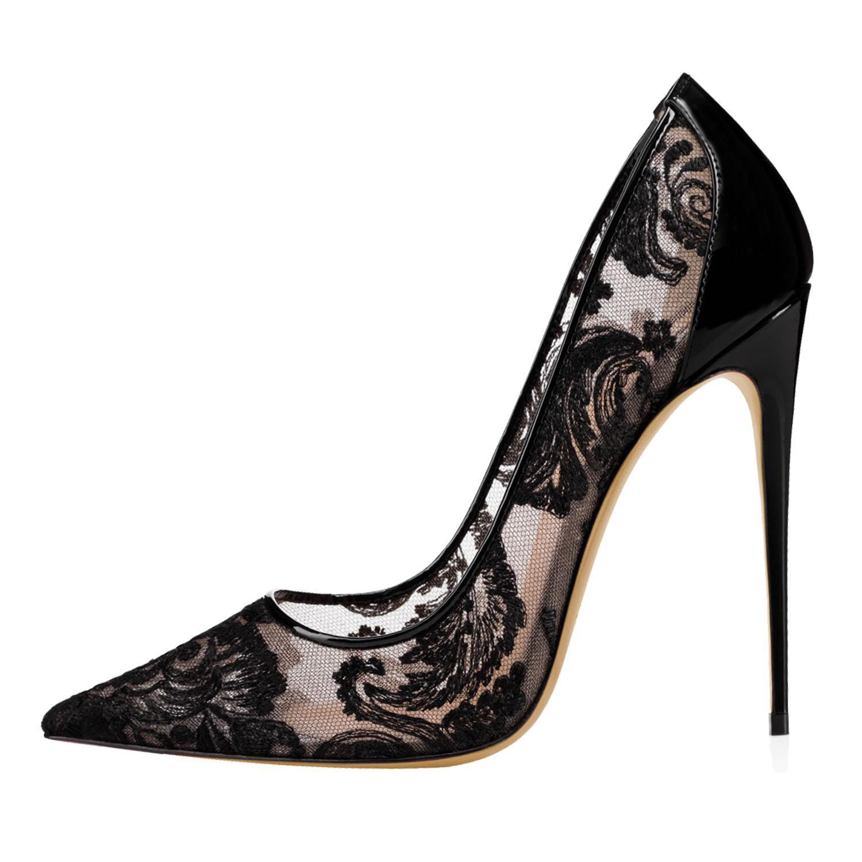 Fashion Design Women's High Heel Pumps Summer See Through Party Wedding Stiletto Shoes 12cm Thin Heels silver bling fashion design women s high heel pumps summer see through party wedding stiletto shoes heels