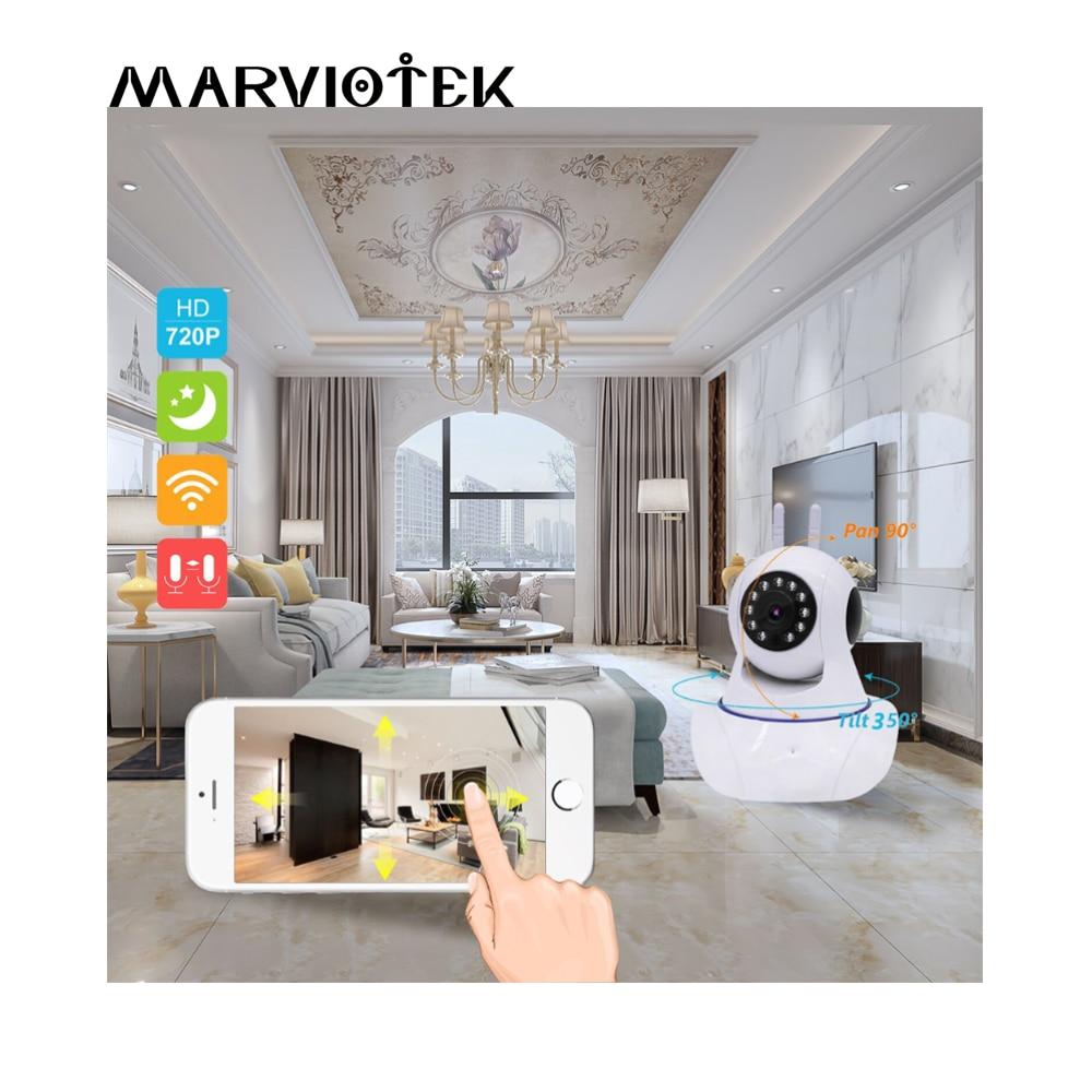 1080P HD ip camera wifi Video Surveillance Mini CCTV Camera Wireless Plug Play Home Security Cameras Night Vision wifi camera