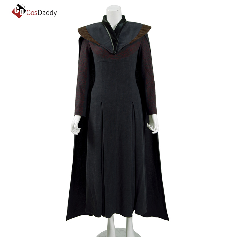 Daenerys Targaryen Cosplay Costume  Daenerys Stormborn Dany Clothes Trench CosDaddy