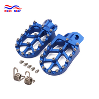 2016 2019 Foot Rests Footrest footpegs Pegs Pedal For Husqvarna TC FC TC65 TC85 TC125 FC 250 350 450 ENDURO SUPER MOTO 701 FS450