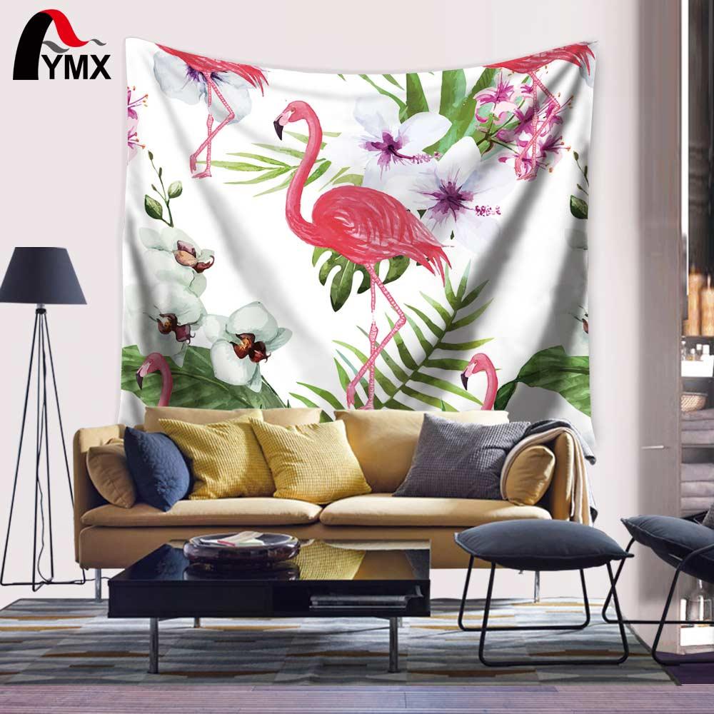 Гобеленові крани Фламінго друк - Домашній текстиль - фото 4