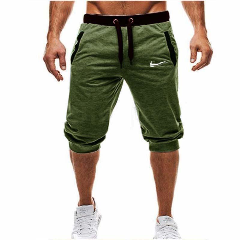 Herren Baggy Jogger Beiläufige Dünne Harem Shorts Weiche 3/4 Hosen Mode Neue Marke Männer Jogginghose Sommer Bequem Männlichen Shorts 2018 neue