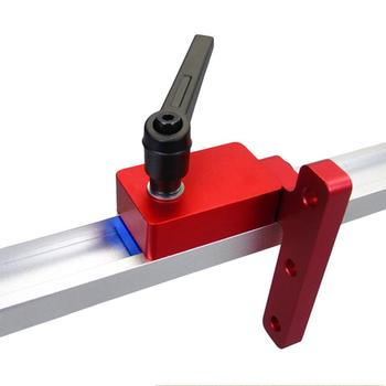 Woodworking Tools Miter Track Stop For 30mm T-track Woodworking Hand Tool Manual Durable