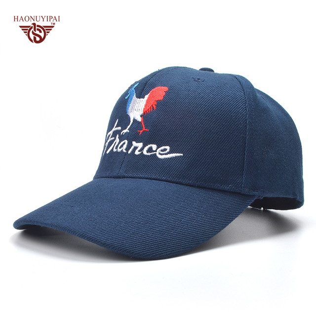 New Arrival High Quality Baseball Cap For Men Women Cap Outdoor Casual Hat  France Embroidery Snapback c3a60b8ea6a