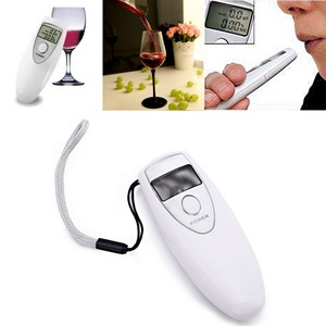 Image 3 - Portable Professional Alkohol Tester Automatisch Geschlossen Digitale Atem Alkohol Detektor Bildschirm Zeigen Alkohol Konzentration
