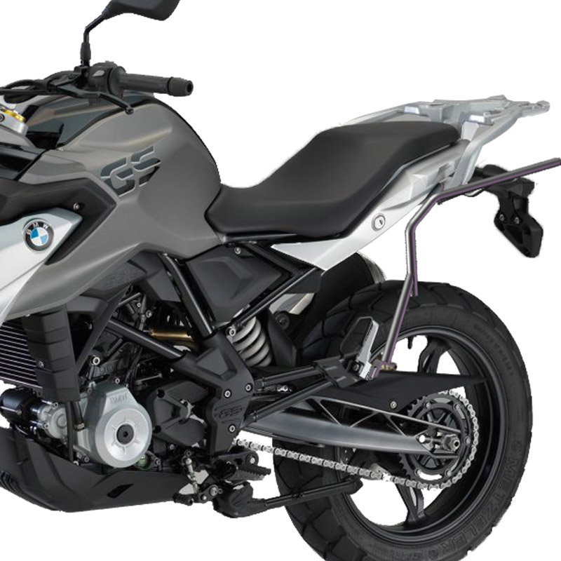 for BMW G310R G310GS SHAD SH23 SH36 Motorcycle Luggage Side Case Box Rack Bracket Carrier System