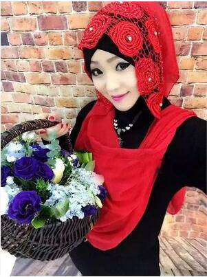 Speaking, would Hijab hot pic opinion you