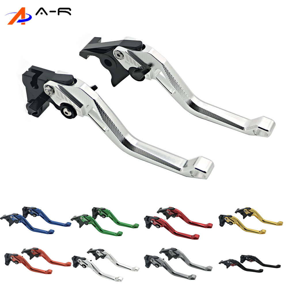 5D 8 Colors Brake Clutch Levers For Suzuki GSX1250 F/SA