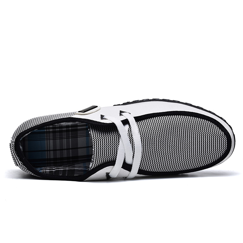 Summer Loafers Men Casual Shoes Fashion Slip On Sneakers Men Flats Driving Shoes PLUS SIZE 38-47 Trainers Zapatos Hombre Casual 3