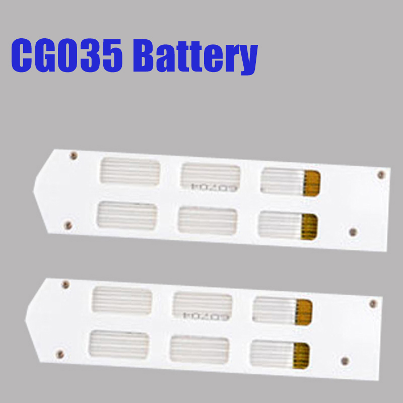Original battery 7.4V 2600mah 25C Li-po battery for AOSENMA CG035 Drone Spare Parts brushless rc drone with camera rc Quadcopter 11 1v 5400mah li po battery for upair up air upair chase rc drone quadcopter spare parts accessories