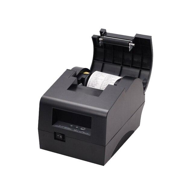 58 мм pos rececipt usb-принтер термопринтер поддержка windows8, windows10 для системы pos билл печатная машина HS-58FIU
