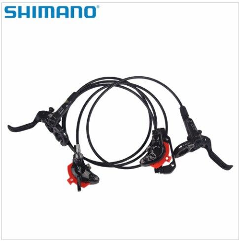 Shimano Deore XT M8000 Hydraulic Disc Brake Set Deore XT M8000 Brake Lever + M8000 Hydraulic Disc Brake Black organic disc brake pads set for shimano xtr xt lx hone deore saint slx