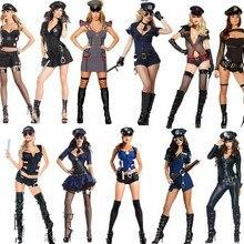 2016 costumes women  Police Dress Sop Traffic Cop Dresses Se