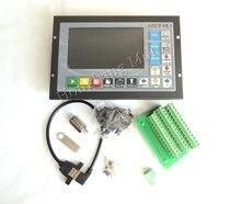 شحن مجاني محدّث DDCSV3.1 3/4 محور 500 كيلو هرتز G كود تحكم غير متصل استبدال Mach3 USB تحكم بالتحكم العددي بواسطة الحاسوب لطحن الحفر باستخدام الحاسوب