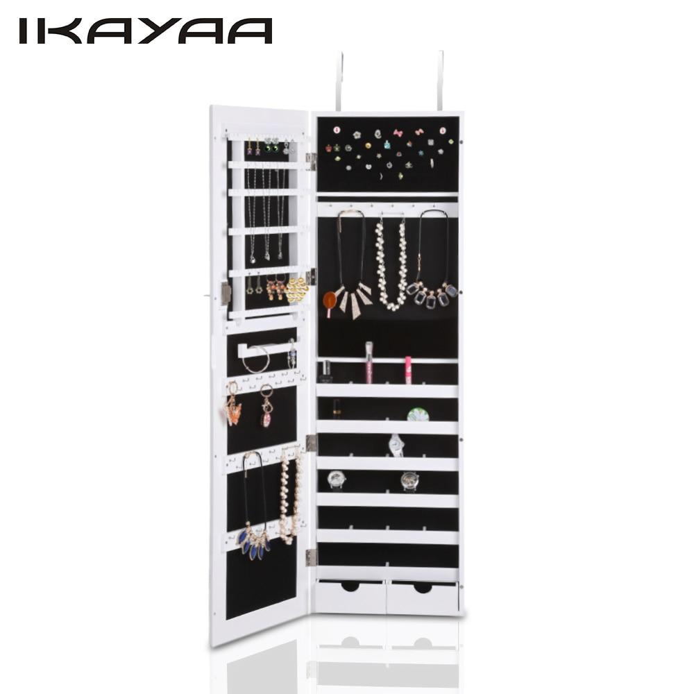 Wall Mirror Jewelry Storage jewelry box wall mirror promotion-shop for promotional jewelry box