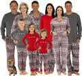 Women Mens Adult Family Pajamas Set Deer Sleepwear Nightwear Pyjamas Gift Women Print Cacual Clothes