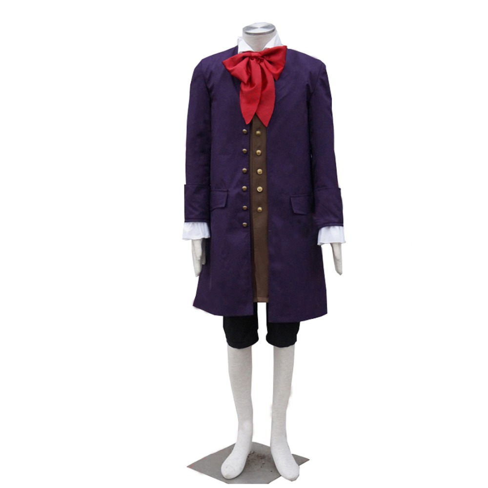 2017 Movie Beauty and the Beast Cosplay Costume Lefou Cosplay Clothing