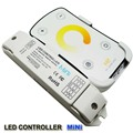 New RF Mini CCT LED Color Temperature Controller DC12V-24V Touch Wireless Remote Controller For LED Strips