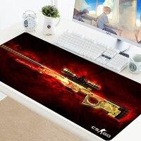 Большой игровой коврик для мыши Коврик для ноутбука игровой коврик для мыши нескользящий натуральный каучук Grande Gamer коврик для мыши офисный...