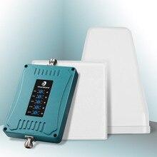 GSM 4G 3G Repeater GD 900 Усилитель сигнала сотового телефона Усилитель сотового сигнала 800/900/1800/2100 / 2600MHz 70dB Repeater для дома и офиса