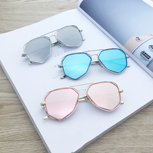 DRESSUUP Vintage Pilot Boy Girls Kids Sunglasses Brand Desig