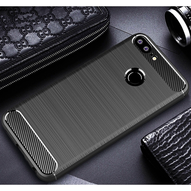 size 40 9a2d3 62e8f US $1.99 |For Huawei Honor 9 Lite Case For Honor 9 Lite Cover Silicone  Carbon Fiber Shockproof Case For Huawei Honor 9 Lite Cases Holder-in Fitted  ...