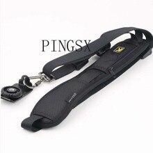 Black Single Shoulder Sling Belt Strap for Leica X Vario X2 D lux6 V lux4 D