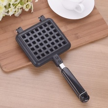Household Non-stick Waffle Mold DIY Baking Muffin Machine Cake Mold Waffleofte Baking Tray Cooking Utensils free shipping household electric baking pan cake machine for breakfast muffin waffle