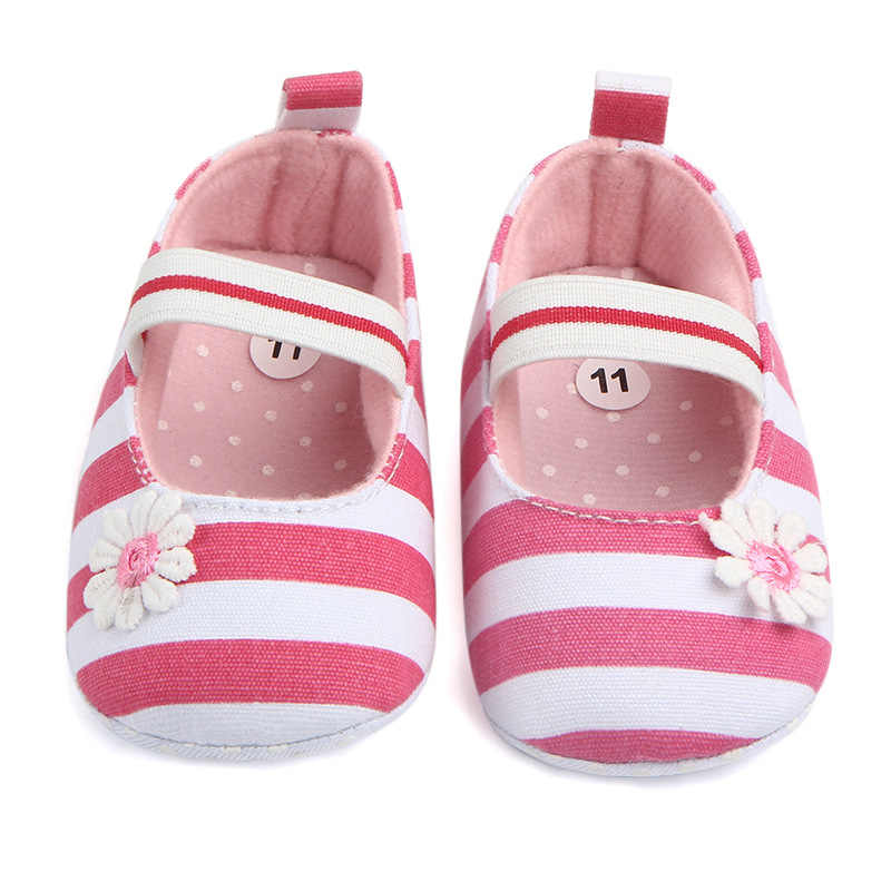 5f0b5ccb5a3d4 Detail Feedback Questions about Cotton striped baby shoes girls 0 ...