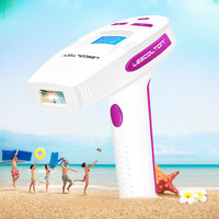 2in1 Electric Epilator Laser Hair Removal Facial Bikini Underarm Depilador Shaving hair Permanent Laser Epilator Rejuvenation