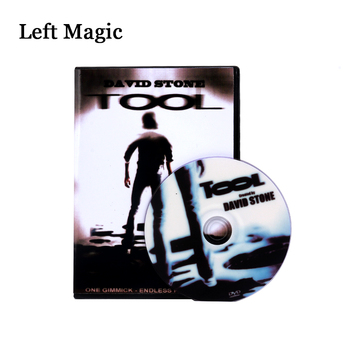 1 Set Best Card Tool (Gimmick +CD) By David Stone Magic Tricks Mentalism Stage Street Close Up Magic Props Illusions Comedy